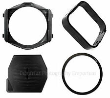 TianYa 77mm Adapter Ring + Filter Holder + Hood + Cap - Compatible with Cokin P
