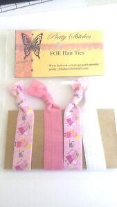 FOE Hair Tie (1)  - Peppa Pigs (FOE02)