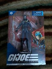 Hasbro G.i. Joe Classified 06 Cobra Commander 6 Inch Action Figure
