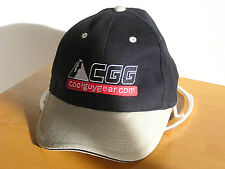 CAP CGG COOL GUY GEAR DOT COM BRAND NEW WITHOUT TAGS EMBROIDERED LOGO