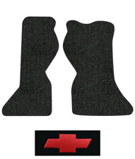 1979-1982 Chevy G30 Floor Mats - 2pc Front - Cutpile | Fits: Van