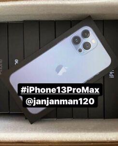 128GB iPhone 13 Pro Max 6.7inch 2021 janjanman120