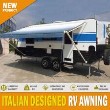 NEW Caravan Awning Roll Out 3.5m x 2.5m NEW Italian Designed Aluminium Wareda RV