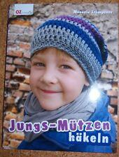 OZ-Verlag 6262 Jungs-Mützen häkeln Handarbeiten
