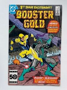 Booster Gold 1 NM 9.4 Near Mint 1st Appearance of Booster Gold DC Copper Age Key