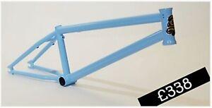 "SIN BMX Misize Frame Full Chromoly Heat Treated 21""T/tube 3lb 15oz 50%Off RRP338"