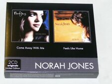 Norah Jones Come Away With Me Feels Like Home 2CD Box Unsealed