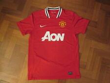 Manchester United Home 2011/12 Nike-Adulto Medio Aon