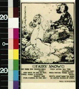 Girls among flowers,1911?,Rachael Robinson,Children,Play,Recreation,Fairy  7234