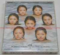 New Morning Musume Second Morning CD Japan EPCE-5025 4942463502522