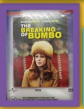 Dvd - The Breaking of Bumbo - NEW Richard Warwick Janna Lumley comedy * rare *