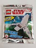 LEGO Star Wars - 911833 Imperial Shuttle Foil Pack - Limited Edition - New