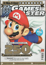 LIKE NEW RARE Game Master Magazine 250 2012 may Xbox ps3 wii ds mario
