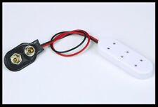 Dolls House lighting Battery pack socket connector kit miniature Lights LGW DIY