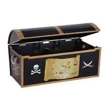 Children's Pirates Toy Box
