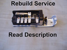 Headlight Switch REBUILD SERVICE 1958 Cadillac 1956 1957 1959 1960 Light