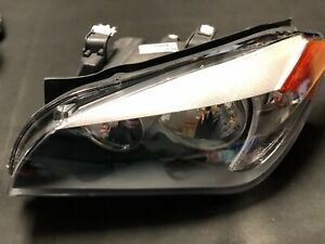 2013- 2015 BMW X1 Headlight OEM Left Driver Side Halogen 63117290237 NEW