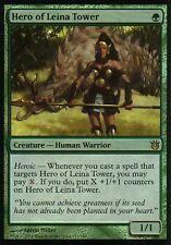 Hero of Leina Tower foil   nm   born of the Ilse   Magic mtg