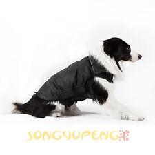 Dog Winter Waterproof Warm Fleece Jacket Coats Vest Sweater for Medium Large Pet