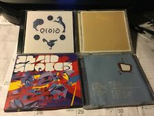 PLAID 4 CD LOT DISCOGRAPHY