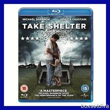 TAKE SHELTER - Jessica Chastain & Michael Shannon  *BRAND NEW BLU RAY *