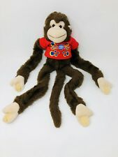 Ringling Bros Barnum & Bailey Circus, Large Brown Stuffed Monkey 24 inches
