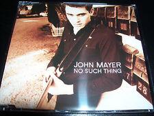 John Mayer No Such Thing Australian 4 Track CD Single - Like New