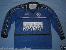 CSV de Leeuwarder Zwaluwen / #4 - Home - MUTA - MENS Shirt / Jersey. Size: L