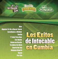 NEW Exitos De Intocable En Cumbia (Audio CD)