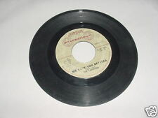 London 45 rpm Record We Love You Beatles Carefrees PLAY