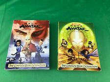 Avatar: The Last Airbender The Complete Collection Book 1 & 2  - DVD