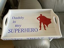 Dads Treat Tray  for Fathers Day