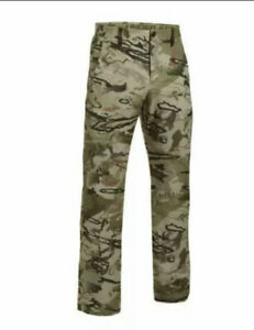 Under Armour Storm Barren 1299248-901 Early season Camo Size 30x32 Pants New