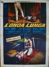 SWEET RIDE Italian 2F movie poster 39x55 JACQUELINE BISSET ANTHONY FRANCIOSA 68