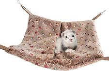 Niteangel Hanging Hammock Nap Sack Swing Bag Pet Sleeper for Ferret Rat Sugar