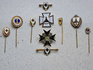 Sammlung Kriegervereinsabzeichen