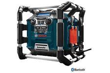 Bosch PB360C 18V Li-Ion Power Box Radio Charger Digital Media Stereo Bluetooth