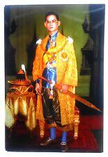 Bild picture König King Bhumibol Adulyadej RAMA IX Thailand 15x10 cm  (s5