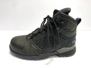 Ariat Women's Rebar Flex 6 Inch Carbon Toe Boot Size 5.5M