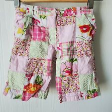 Janie and Jack Island Summer Patchwork Capri Size 5T