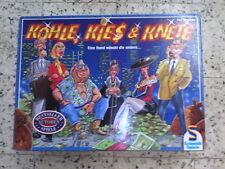 *** KOHLE KIES & KNETE aka I'M THE BOSS great classic Sid Sackson game 1st print