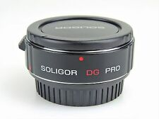 Canon EF Digital Soligor Kenko DG Pro 1,4x Tele-Converter commerçants C/AF 8/11 broches