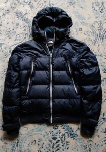 The North Face puffer jacket - Men's size medium with detachable hood