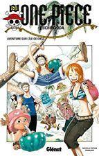 Livre Manga One Piece aventure sur L'île de Dieu Vol.26
