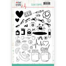 Well Wishes / Gesundheit - Stempel - Clearstamp von Jeanine´s Art (JACS10031)