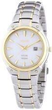 Relojes de pulsera Seiko Seiko Solar de acero inoxidable