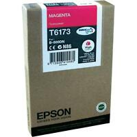 original Epson Patrone T6173 magenta  Epson B-500DN Original MHD 8/2016 A-Ware