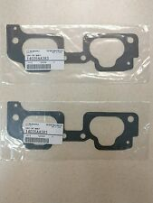 Genuine Subaru OEM Intake Manifold Gaskets 14035AA383 -- Qty is 2 (Fits: Subaru)