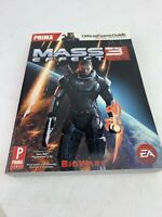Mass Effect 3 : Prima Official Game Strategy Guide Brand New