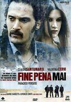 FINE PENA MAI (2007) di  Lorenzo Conte, Davide Barletti DVD EX NOLEGGIO DOLMEN